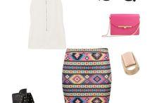 My Style with Skirts Inspirations / by Desak Putu Hita Karina Riadika Mastra