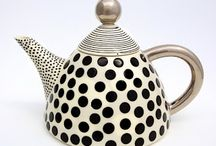 Interesting Teapots / by Stacy Bornia