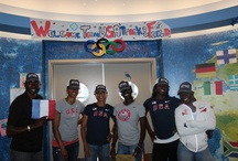 Special Visits at Mattel Children's Hospital  / by UCLA Health