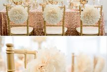 Rose and Gold wedding / by Natalie Enloe