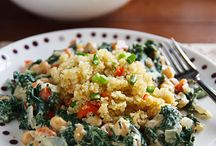 Vegetarian/Vegan Recipes / by Healthy Diet Habits
