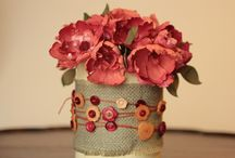 Floral Designs / Floral Arrangements  / by Kathryn Lane-Klimaszewski