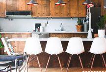 Inside [kitchen/dining]  / by eLL eM