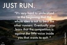 Running Motivation / by Theresa Unruh