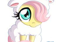 My Little Pony / by Cheyenne Bishop