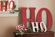 Ho Ho Ho-2014 / Santa inspired holiday decor & ideas for 2014 / by Sue S.