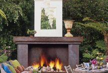 outdoor rooms / by Savvy Southern Style