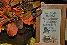 Giving Thanks / by Adrienne Stamback