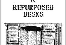 Recycle - Repurposed - Reuse  / by Ira Heinemann