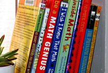 Education: Math in Literature / by Quirky Bibliophile