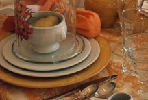 Tablescapes / by Kelley Frost
