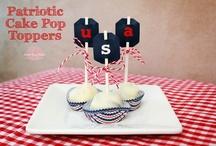 Patriotic Parties & Pretties / by Katie {Sweet Rose Studio}