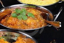 Indian food / by TANYA OELOFSE