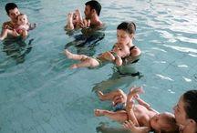 Swimming/ Pool / by Stephanie Fajardo