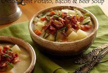 Soups and Stews / by Karen Morton