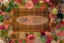 Button Board / by Sharon Cumrine