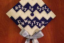Graduation caps / by Sydney Anno