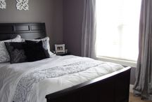 Bedroom Ideas / by Amanda Babcock