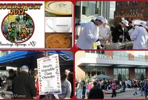 Saratoga Events & Attractions! / Find out what's happening in Saratoga NY and get the info on all the best events around town!  Visit http://www.saratogamama.com for info on all these events and more!   / by SaratogaMama Colleen Pierre