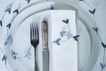 Table decor / by Rita Dennison