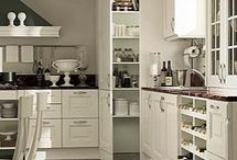 Pantry and kitchen ideas / by Amber Ehlers