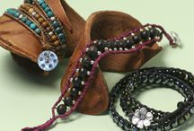 beadweaving - ladder / by The Crafter's Apprentice
