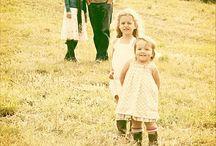 Family photo ideas / by Hallie Keller
