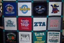 T-Shirt Quilts / by Karen Driscoll