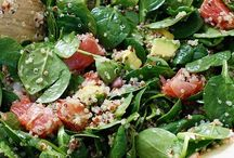 Food - Salads / Salads / by Rachel Stump