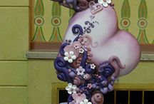 Unbelievable Cakes and Cupcakes...... / beautiful cakes / by Sharon Cupelli