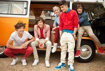 One Direction ❤ / by Jillian Kight