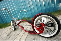Lowrider Bikes / by The Fab School