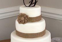Wedding Cakes / by Britt Nicole