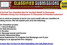 Advertise Any Business Today $39.95 / by Frank Fucci