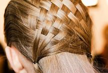Creative hairstyles/Make-Up/Nails & Skin / by Mandy Drewry