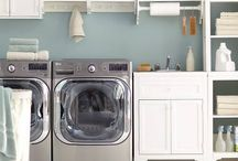 Laundry/Mud room / by Ashley Ann Campbell