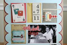 Scrapbooking / by Christy Miller