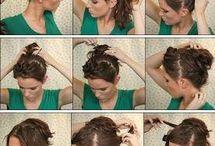 Hair / by Anna Marie