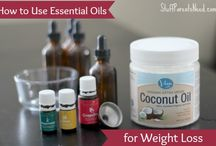 essential oils / by Janet Marsh