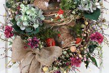 Wreaths / by Paige Hyman