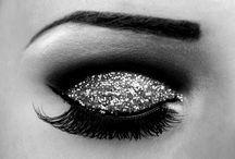Hair , makeup , & accessories . / by Rachel Kipp