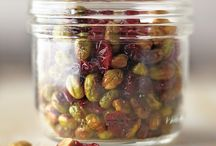 Recipes - Munchies / by Kendra Stockton
