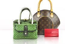 Louis Vuitton bags for a true fashionista / #Accessories are a #statement for your #outfit. #Bags, #handbags, #purses and #clutches even more so, because, next to your #shoes, they`re the first thing one notices about your #style. So, complete your #wardrobe with a great #vintage @LouisVuitton #bag, right now, from #Stilagoromania. #LouisVuitton  / by Stilago Romania