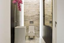 Bathroom / by Claudia Gilbert