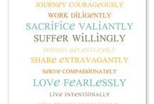 Words / by Ashley DeWolfe