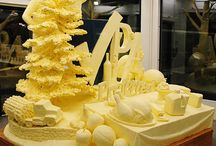 Butter sculpture / by frank white