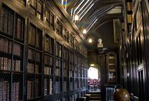 Libraries, Book shops,  Reading  / by wiganfootie Sue