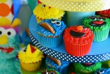 Sesame Street Party / by Stephanie Brauer