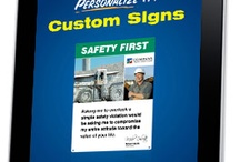 Custom Signs / by Accuform Signs
