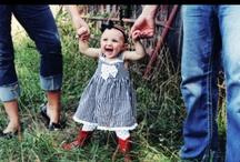 Family Photo Ideas / by April Kendall